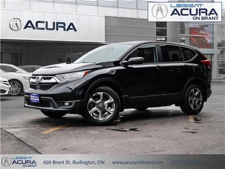 2017 Honda CR-V EX-L (Stk: 4369) in Burlington - Image 1 of 30