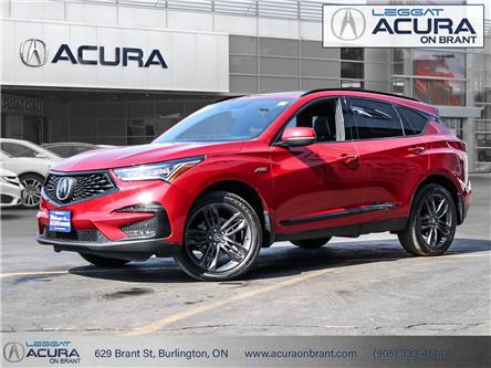 2019 Acura RDX A-Spec (Stk: 4452) in Burlington - Image 1 of 30