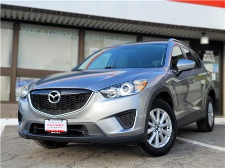 2014 Mazda CX-5 GX (Stk: 2102037) in Waterloo - Image 1 of 20