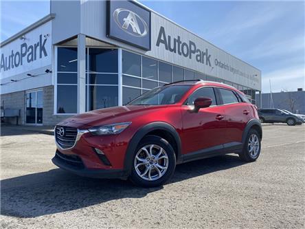 2019 Mazda CX-3 GS (Stk: 19-57274JB) in Barrie - Image 1 of 25