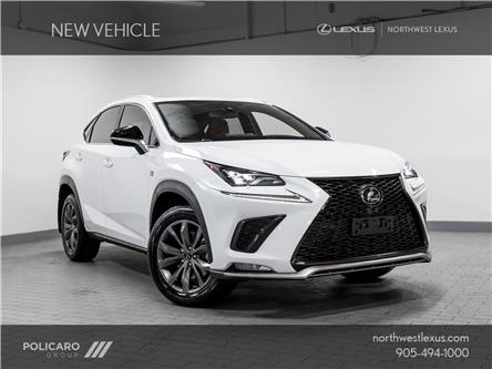 2021 Lexus NX 300 Base (Stk: 5022198) in Brampton - Image 1 of 26