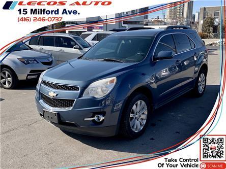 2011 Chevrolet Equinox 1LT (Stk: 313967) in Toronto - Image 1 of 14