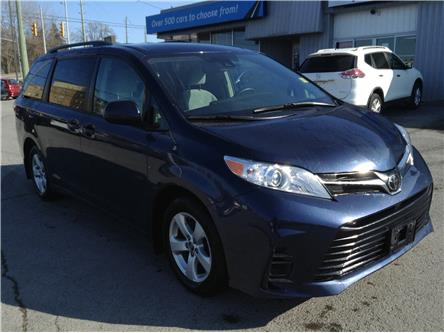 2020 Toyota Sienna LE 8-Passenger (Stk: 210146) in Kingston - Image 1 of 23