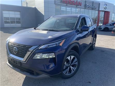 2021 Nissan Rogue SV (Stk: CMC689775) in Cobourg - Image 1 of 19