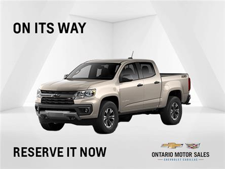 2021 Chevrolet Colorado ZR2 (Stk: F-ZJBFJ0) in Oshawa - Image 1 of 6