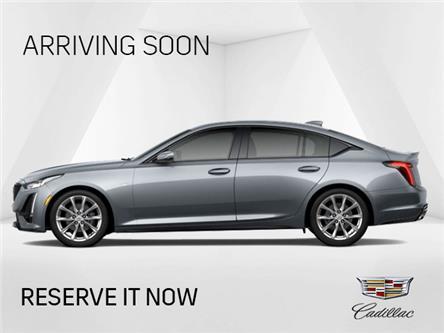 2021 Cadillac CT5 Premium Luxury (Stk: F-ZGPFXK) in Oshawa - Image 1 of 6