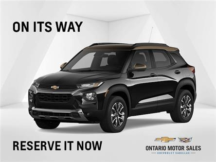 2021 Chevrolet TrailBlazer LT (Stk: F-ZCTXZZ) in Oshawa - Image 1 of 6