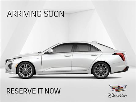 2021 Cadillac CT4 Premium Luxury (Stk: F-ZDTC3C) in Oshawa - Image 1 of 5