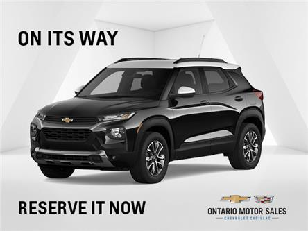 2021 Chevrolet TrailBlazer LT (Stk: F-ZDTHDW) in Oshawa - Image 1 of 6