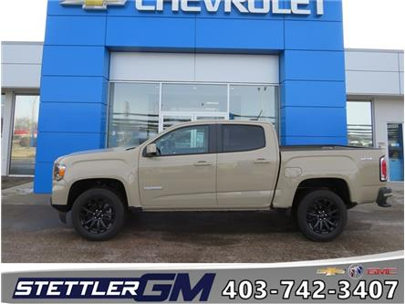 2021 GMC Canyon Elevation (Stk: 21096) in STETTLER - Image 1 of 19