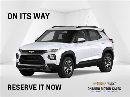 2021 Chevrolet TrailBlazer LS (Stk: F-XZZTPX) in Oshawa - Image 1 of 6