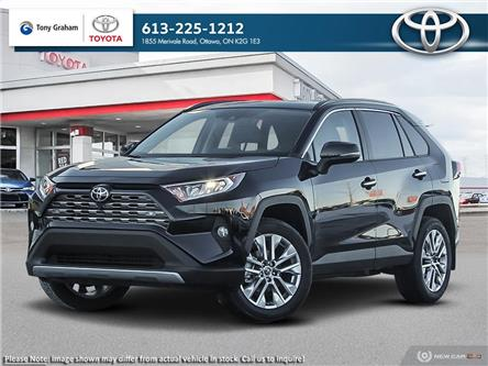 2021 Toyota RAV4 Limited (Stk: 60257) in Ottawa - Image 1 of 23