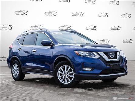 2017 Nissan Rogue SV (Stk: U1236AX) in Barrie - Image 1 of 27