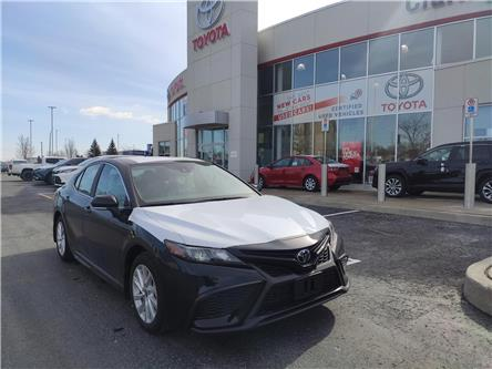 2021 Toyota Camry SE (Stk: 21312) in Bowmanville - Image 1 of 7
