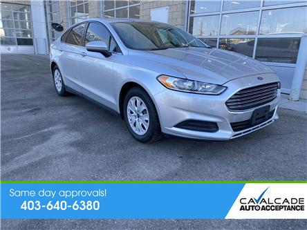 2013 Ford Fusion S (Stk: R61559) in Calgary - Image 1 of 19
