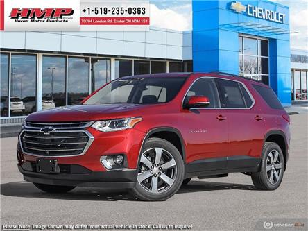 2021 Chevrolet Traverse LT True North (Stk: 89852) in Exeter - Image 1 of 23