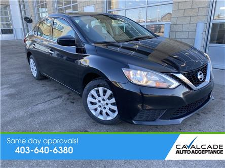 2017 Nissan Sentra 1.8 SV (Stk: R61330) in Calgary - Image 1 of 20