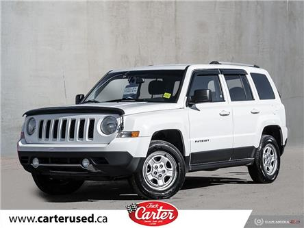 2016 Jeep Patriot Sport/North (Stk: 53468U) in Calgary - Image 1 of 27