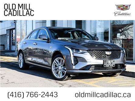 2021 Cadillac CT4 Premium Luxury (Stk: M0107413) in Toronto - Image 1 of 18