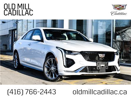 2021 Cadillac CT4 Sport (Stk: M0109279) in Toronto - Image 1 of 20