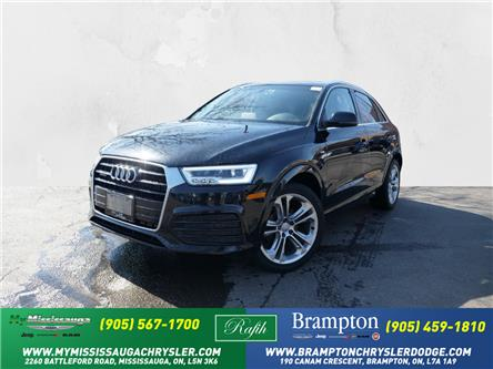 2017 Audi Q3 2.0T Technik (Stk: 1331) in Mississauga - Image 1 of 25