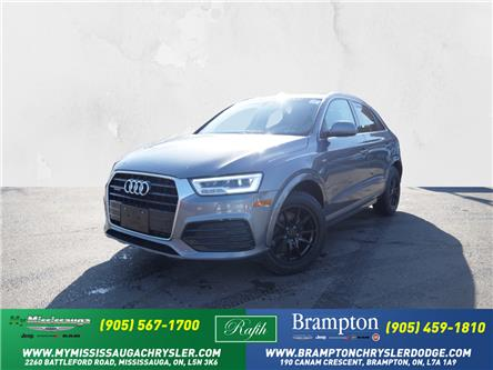 2017 Audi Q3 2.0T Technik (Stk: 1321) in Mississauga - Image 1 of 26