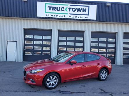 2018 Mazda Mazda3 GX (Stk: T0185) in Smiths Falls - Image 1 of 20