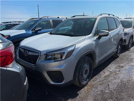 2021 Subaru Forester Base (Stk: S5798) in St.Catharines - Image 1 of 3