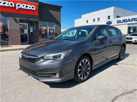 2021 Subaru Impreza Sport (Stk: S5829) in St.Catharines - Image 1 of 15