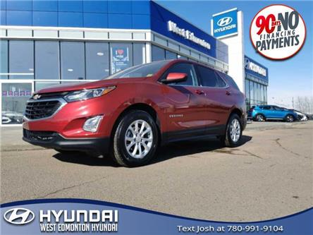 2018 Chevrolet Equinox LT (Stk: E5534) in Edmonton - Image 1 of 21