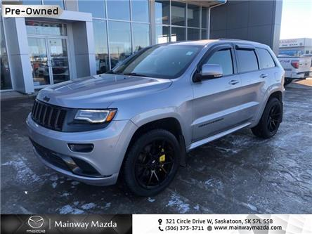 2016 Jeep Grand Cherokee Overland (Stk: 1424A) in Saskatoon - Image 1 of 21