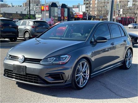 2018 Volkswagen Golf R 2.0 TSI (Stk: P3365) in Toronto - Image 1 of 18