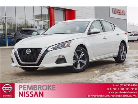 2021 Nissan Altima 2.5 SE (Stk: 21013) in Pembroke - Image 1 of 29