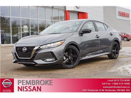 2021 Nissan Sentra SR (Stk: 21023) in Pembroke - Image 1 of 30