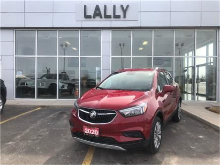 2020 Buick Encore Remote start | Safety Package | Moonroof (Stk: R00540) in Tilbury - Image 1 of 24