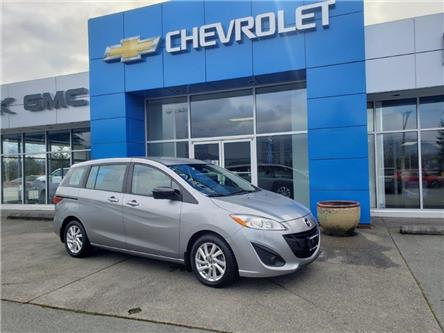 2017 Mazda Mazda5 GS (Stk: 20C175A) in Port Alberni - Image 1 of 22
