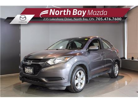 2016 Honda HR-V LX (Stk: U6791) in North Bay - Image 1 of 20