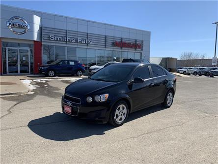 2016 Chevrolet Sonic LT Auto (Stk: 20-287A2) in Smiths Falls - Image 1 of 17