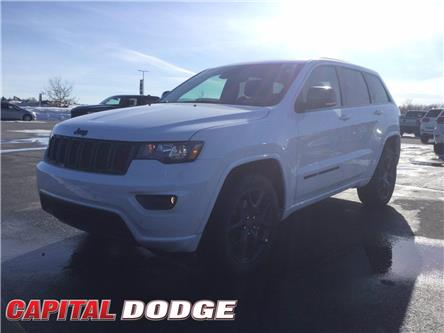 2021 Jeep Grand Cherokee Limited (Stk: M00321) in Kanata - Image 1 of 26