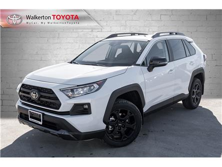 2021 Toyota RAV4 Trail (Stk: 21166) in Walkerton - Image 1 of 20