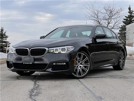 2017 BMW 540i xDrive (Stk: B20168-1) in Barrie - Image 1 of 17