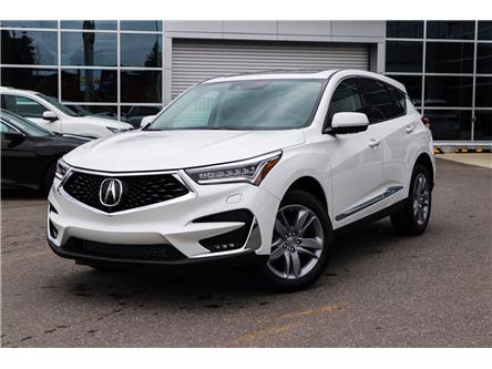 2021 Acura RDX Platinum Elite (Stk: 19322) in Ottawa - Image 1 of 27