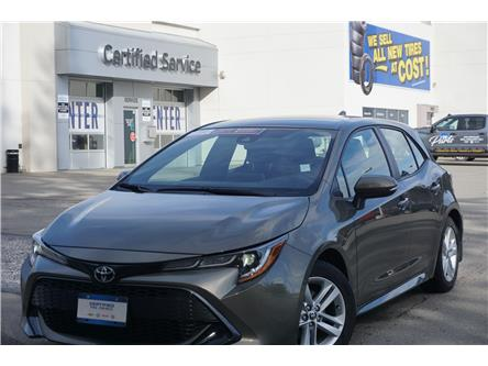 2019 Toyota Corolla Hatchback Base (Stk: P3670A) in Salmon Arm - Image 1 of 26