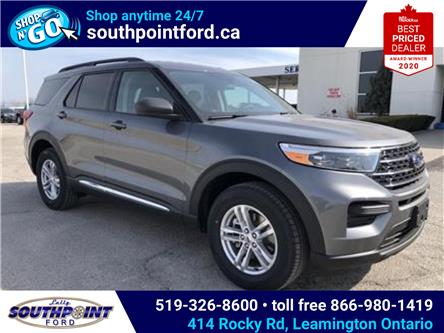 2021 Ford Explorer XLT (Stk: SEX6890) in Leamington - Image 1 of 24