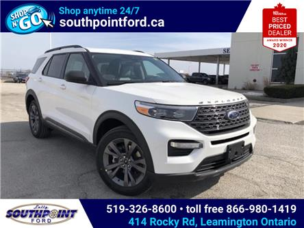 2021 Ford Explorer XLT (Stk: SEX6894) in Leamington - Image 1 of 25
