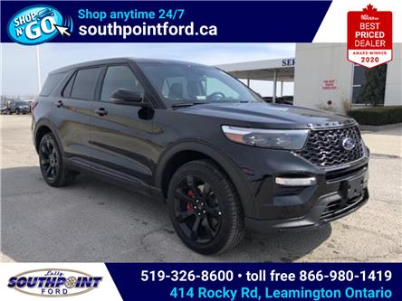 2021 Ford Explorer ST (Stk: SEX6879) in Leamington - Image 1 of 27