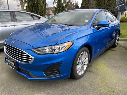 2020 Ford Fusion Hybrid SE (Stk: 20511) in Vancouver - Image 1 of 9