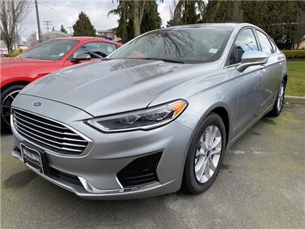 2020 Ford Fusion Hybrid SEL (Stk: 20512) in Vancouver - Image 1 of 9