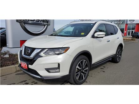 2017 Nissan Rogue SL Platinum (Stk: U0163) in Courtenay - Image 1 of 9