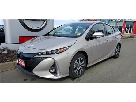 2020 Toyota Prius Prime Base (Stk: R2123A) in Courtenay - Image 1 of 9